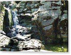 Cool Summer Water Acrylic Print