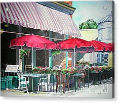 Coopersmith's Pub Acrylic Print by Tom Riggs