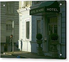 Acrylic Print featuring the photograph Copenhagen by Steven Richman