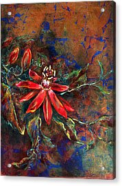 Copper Passions Acrylic Print