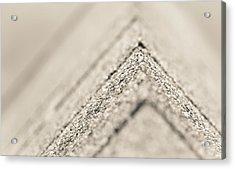 Corner Depth Acrylic Print by Jason Heckman