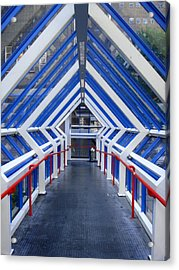 Corridor Acrylic Print