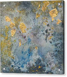 Cosmic 25 No. 2 Acrylic Print by Rita Bentley