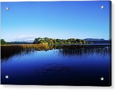 Cottage Island, Lough Gill, Co Sligo Acrylic Print by The Irish Image Collection