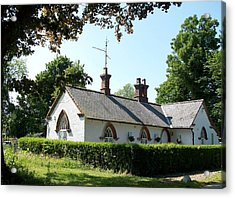 Cottage Acrylic Print