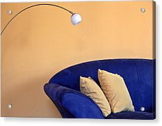 Couch Acrylic Print by Joana Kruse