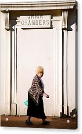 Could Be Anywhere Acrylic Print by Jez C Self