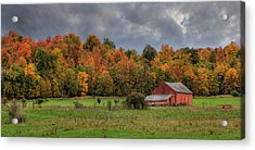 Country Time Acrylic Print by Lori Deiter