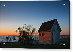 Crab Shack IIi Acrylic Print by Steven Ainsworth
