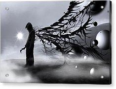 Creator Acrylic Print