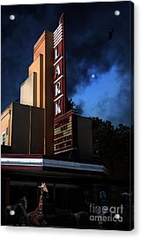 Creature Feature At The Lark - Larkspur California - 5d18484 Acrylic Print