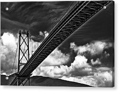 Crossing Acrylic Print
