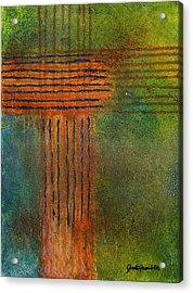 Crossroads Acrylic Print