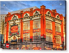 Crown Hotel Acrylic Print