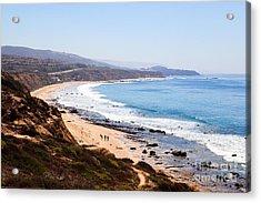 Crystal Cove Orange County California Acrylic Print