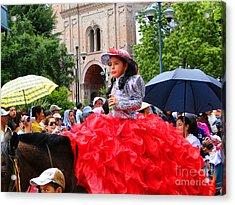 Cuenca Kids 84 Acrylic Print