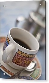 Cup Of Coffee Acrylic Print by David DuChemin