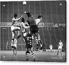 Cup Winners Cup, 1969 Acrylic Print by Granger