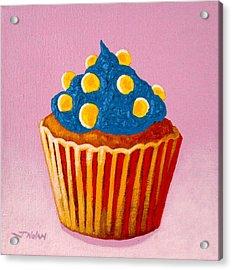 Cupcake  Acrylic Print by John  Nolan