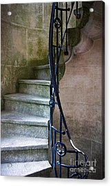 Curly Stairway Acrylic Print by Carlos Caetano