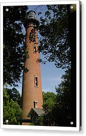 Currituck Beach Lighthouse Acrylic Print by Frank Wickham