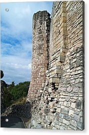 Curtain Wall Acrylic Print