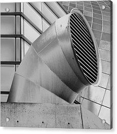 Curved Lines Acrylic Print by Tony Locke