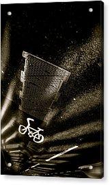 Cycling Shades Acrylic Print by Jez C Self