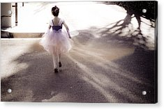 Dancing In Dreamland  Acrylic Print by Denice Breaux