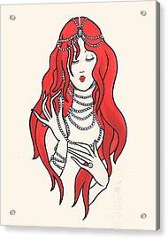 Daphne Acrylic Print