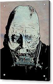 Darth Vader Anakin Skywalker Acrylic Print