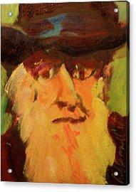 Darwin Acrylic Print