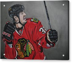 Dave Bolland Acrylic Print by Brian Schuster