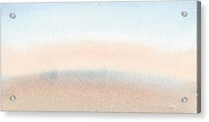 Dawn Across The Isle Of Wight Acrylic Print by Alan Daysh