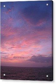 Dawn At The Isle Of Yakushima Acrylic Print by Vladimir Abroskin