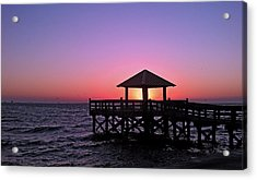 Acrylic Print featuring the photograph Dawn by Brian Wright