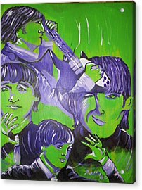 Day Tripper Acrylic Print by Modesto Aceves