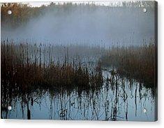 Daybreak Marsh Acrylic Print