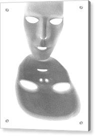Daydream Acrylic Print by Christian Allen
