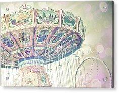 Daze At The Carnival 2 Acrylic Print