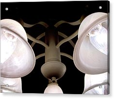 Acrylic Print featuring the photograph Dead Lights by Jeremy Martinson