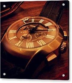 Dead #watch Acrylic Print