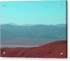 Death Valley View 2 Acrylic Print