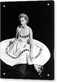 Deborah Kerr, 1954 Acrylic Print by Everett