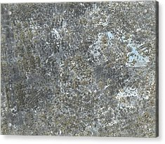 Debris Field Acrylic Print