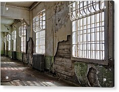 Decay Acrylic Print by Kelley King