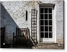 Decay Acrylic Print by Semmick Photo