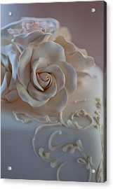 Decorative Cake Acrylic Print