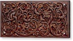 Decorative Panel - Spring Acrylic Print by Goran