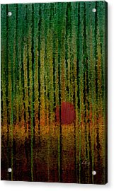 Deep Within Acrylic Print